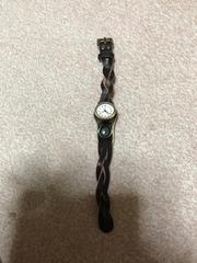 方位磁針付き☆腕時計