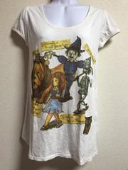 ★オズの魔法使い×プリントTシャツ  M★