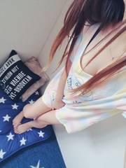 可愛いいい色のTシャツ(´ω`*)