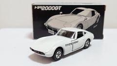 TAMトヨタ博物館特注・トヨタ・2000GT・ホワイト・日本製
