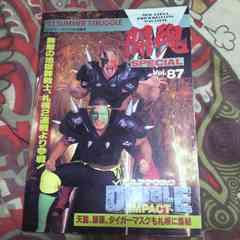 プロレス闘魂スペシャルVol87 パンフ