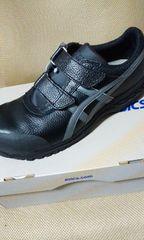 送料込☆JIS適用☆アシックス安全靴【70黒】28cm