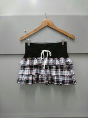 LIZ LISA doll☆リバーシブルチェック柄スカート
