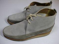 英国 グレンソン ガムソール ブーツ 27,5センチ
