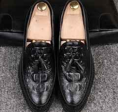 3色 春夏 メンズビジネスシューズ PU革靴  24cm~26.5cm/AK256