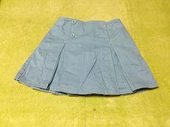 ブルーのスカート☆
