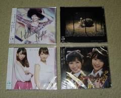 ◆CD◆AKB48 新品シングル4枚セット NO.B5
