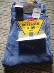 EDWIN US CLASSIC A6ジーンズ 新品