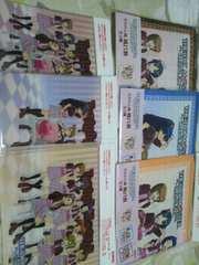 キリン 非売品 アイドルマスター プラチナスターズ 風呂敷全3種類 クリアポスター全3種