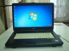 すぐ使える Windows7モデル FMV-A540/AX  Office2007入
