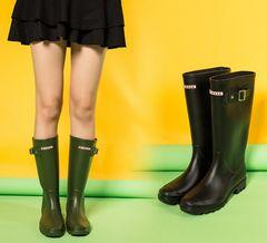 レディース レインブーツ レインシューズ 雨靴 23cm〜25cmAK436