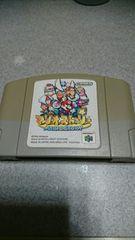N64!マリオストーリー!のソフトのみ!