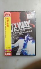FIFTY FIVE WAY in BUDOKAN 矢沢永吉
