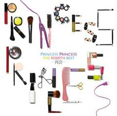 新品即決 DVD付PRINCESS PRINCESS/THE REBIRTH BEST再会ベスト