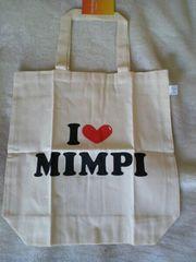 ◎新品ANAP mimpiロゴエコバッグ◎