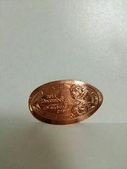 TDS♪スーベニアメダル 2014年12月 ドナルドダック