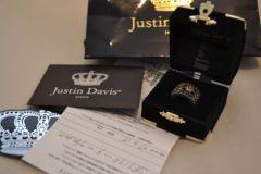 justindavisジャスティンデイビス srj170 Gatsbyリング 指輪