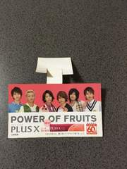 KAT-TUN 店頭用 ミニポップ プラスX カードサイズ K#2