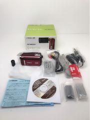 Z125★未使用品JVC Victor ビデオカメラEverio GZ-MG261
