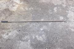 新品 アルミ モリ 銛 150cm