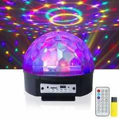 超スーパーセール★ステージライト リズムで光拡散ミラーボール