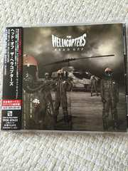 THE HELLACOPTERSザ・ヘラコプターズ  HEAD OFF