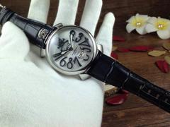 1円GaGa MILANO ガガミラノ 腕時計 5012.3S ウォッチ MANUALE