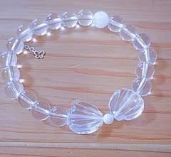 蝶々♪CHOCHO&Co.天然石♪水晶ブレスレット♪パワーストーン♪