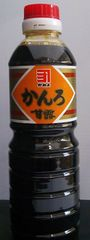 かねよ かんろ 甘露500ml 鹿児島の甘い醤油