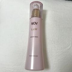 ノブ L&W エンリッチローション 化粧水 敏感肌 新品