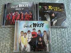 ジャニーズWEST/ええじゃないか【初回盤:CD+DVD】3枚set他出品