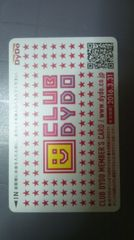 【期限切れ】クラブダイドー メンバーズカード 1円スタート 1スタ
