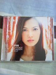 YUIのベスト「橙盤」(^^)