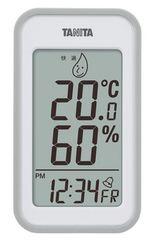 タニタ デジタル温湿度計 置き掛け両用タイプ
