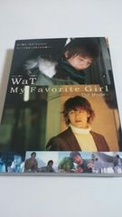 WaT My Favorite Girl DVD 定価4500円