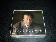 CD「前川清/ベスト20」2枚組 クールファイブ 89年盤