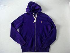 ラルフローレン ジップパーカー 紫 M 新品