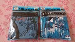 BOY'Sパンツセット100cm/AMPERSAND/ボクサーパンツ/トランクス