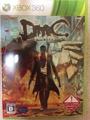XBOX3★DMC  Devil May Cry  デビル メイ クライ