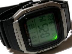 激レア 1スタ★CASIO【アラームクロノ】イルミネーター 腕時計