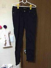1078☆スキニー@黒