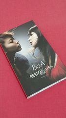 【即決】BoA(BEST)初回盤2CD+2DVD
