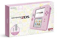 ■新品■(新型)ニンテンドー2DS本体ピンク