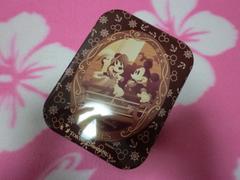 東京ディズニーシ— ミッキー&ミニー クッキーの缶