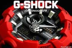 送料込 G-SHOCK CASIO カシオ 1/100クロノ&デジアナRD新品