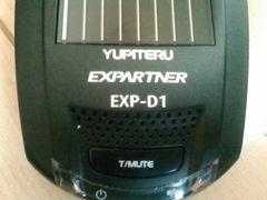 ユピテルEXP-D1(ソーラー&DSP&シガーデンゲン)