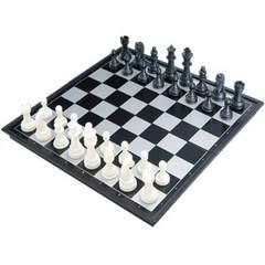 【磁石つき】 マグネット式 本格サイズ チェスセット