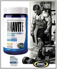 強力ボディビル用マルチビタミンオール・ギャスパリアナバイト筋肉成長★プロテイン共に