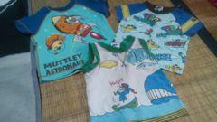 ビッツケンケンTシャツ2枚タンクトップ1枚の3枚組サイズ80