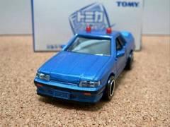 トミカ スカイライン 覆面パトロールカー(R31)(トミカくじ5)